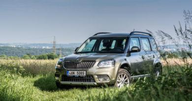 Test Škoda Yeti 1.2 TSI 2015: Pohodlí a prostor v základu (+VIDEO)