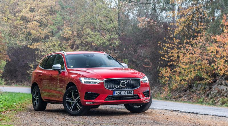 Test Volvo XC60 T5 AWD 2018: Na vlně pohody a bezpečí (+VIDEO)
