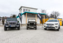 Nové Jeepy! (+VIDEO)