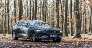 Test Volvo V60 D4 2018: To pravé Volvo (+VIDEO)