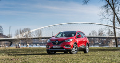 Test Renault Kadjar Blue dCi 115, 2019: Příjemná modernizace! (+VIDEO)