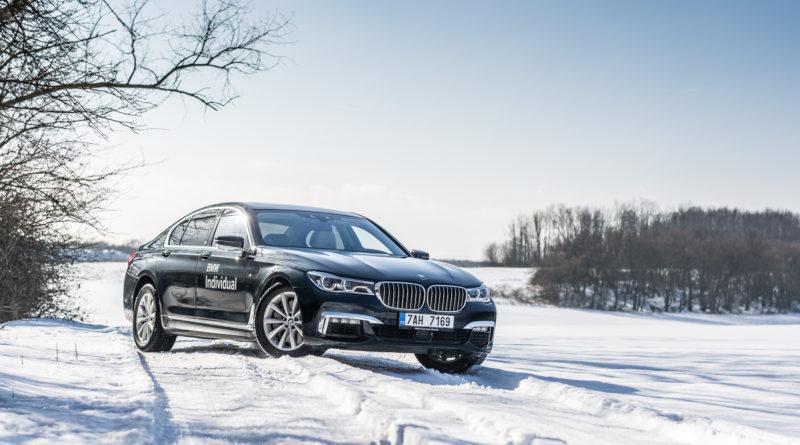 Test BMW 750d Edition 40 Jahre 2019: Oáza klidu a pohody (+VIDEO)