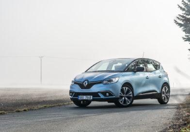Test Renault Scenic TCe 140 2019: Ideální rodinné auto? (+VIDEO)