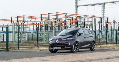 Test Renault Zoe R110 2019: Roztomilý elektromobil (+VIDEO)