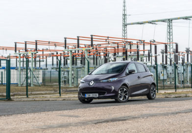 Test Renault Zoe R110 2019: Roztomilý elektromobil (+VIDEO)