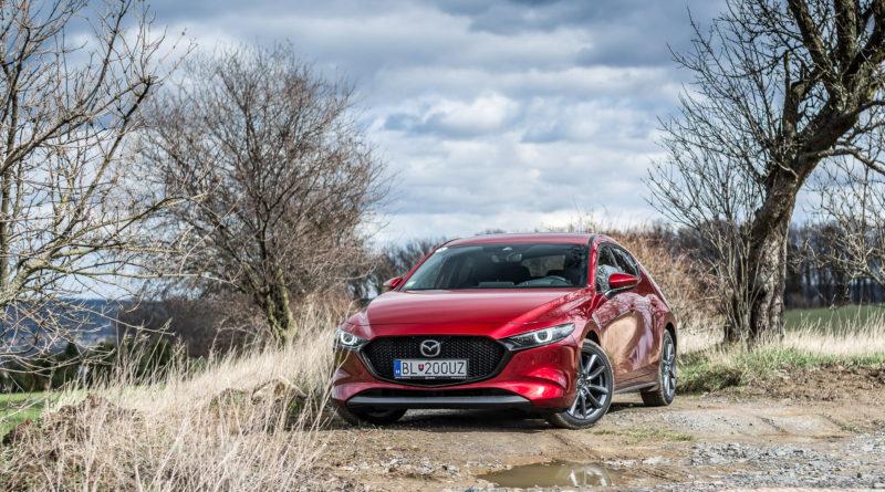 Test Mazda3 Skyactiv-G122 2019: Krásná a vybavená (+VIDEO)