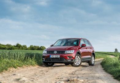 Test Volkswagen Tiguan 1.5 TSI 96 kW 2019: Pohodové cestování (+VIDEO)