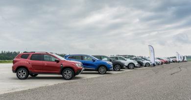 Zkoušení nových motorů od Renaultu (+VIDEO)