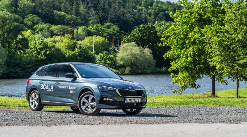 Test Škoda Scala 1.0 TSI 2019: Dělá vše dobře (+VIDEO)