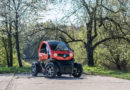 Test Renault Twizy 2019: Nic pro introverty (+VIDEO)