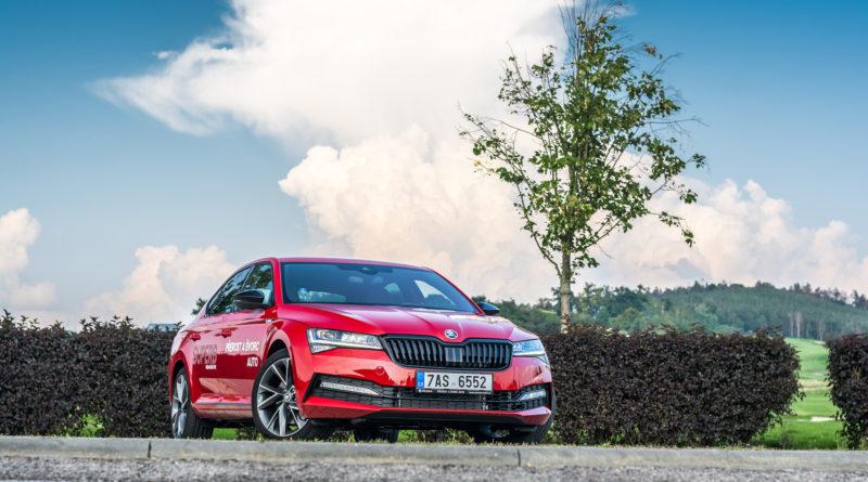 Škoda Superb 2.0 TSI