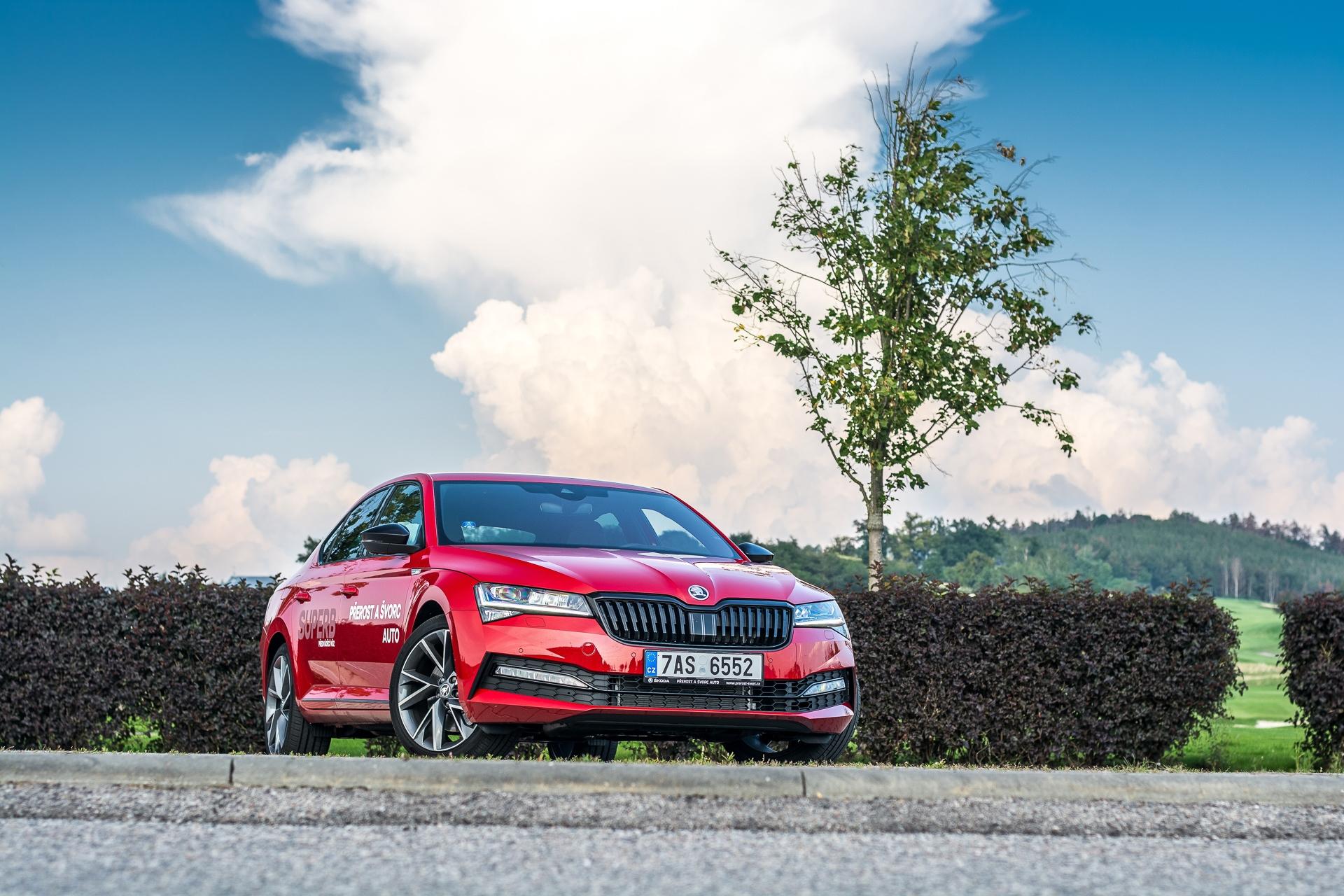 Škoda superb 2019