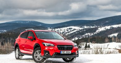 Test Subaru XV 1.6i 2019 (+VIDEO)