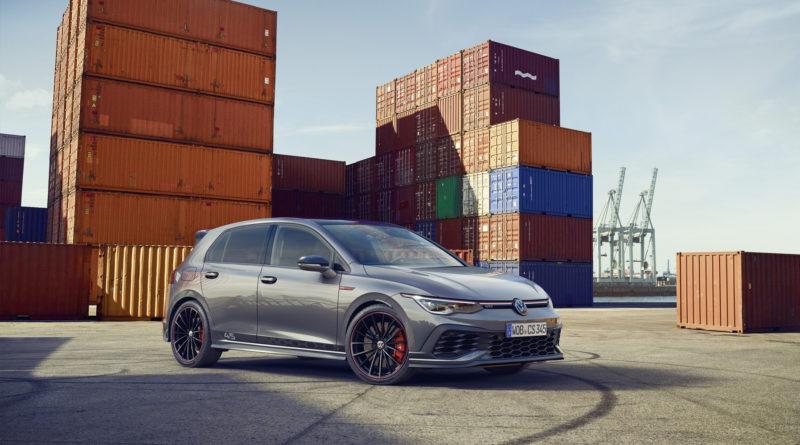 """Nový Volkswagen Golf GTI """"Clubsport 45"""""""