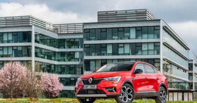 Renault Arkana E-Tech Hybrid 145: Úspornější a ne o moc dražší