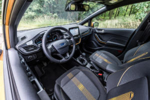 Ford Fiesta Active Plus